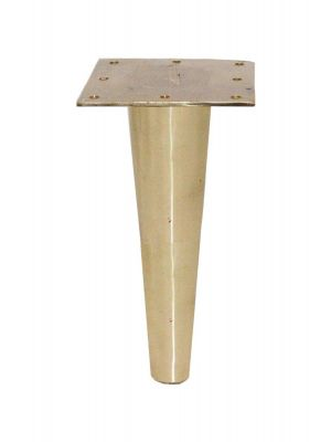 Emilia Solid Brass Metal Legs