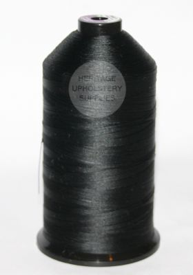 40s Bonded Nylon Black