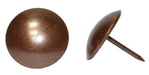 French Natural Upholstery Nails - 24mm